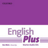 English Plus Starter Class Audio CDs (3)