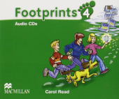 Footprints 4 Audio CD(3)
