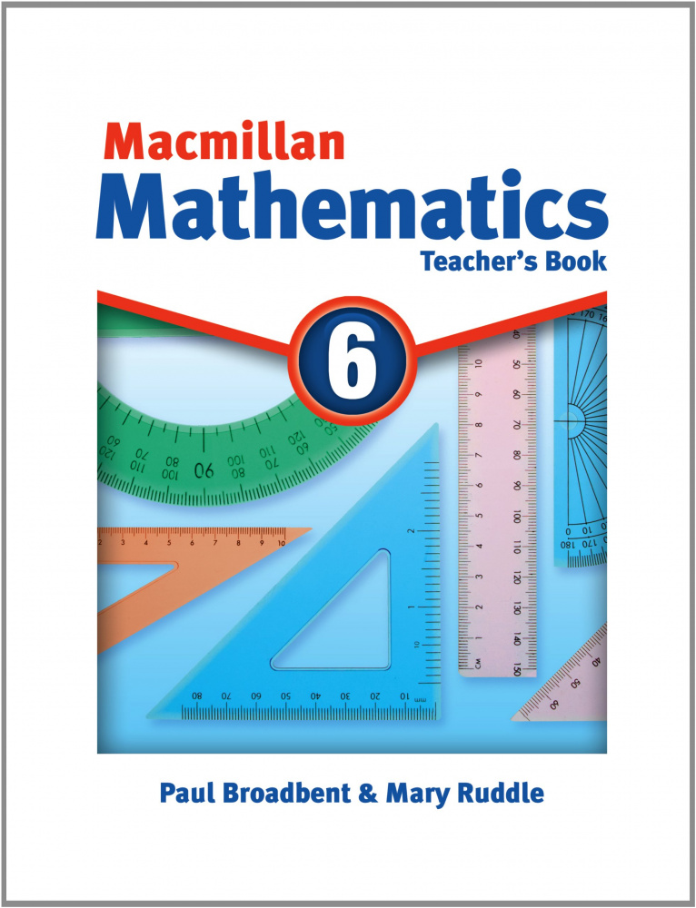 Macmillan Mathematics 6 Teacher's Book