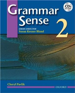 Grammar Sense 2 Student Book and Audio CD Pack