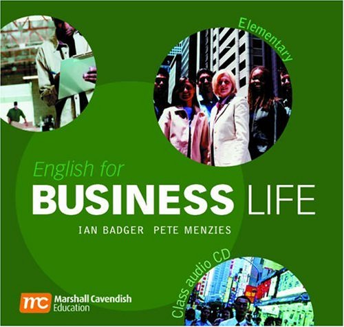 English for Business Life Elementary Class Audio CD (2)