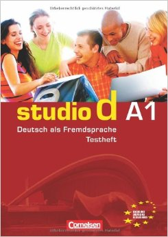 "studio d A1 Testheft mit Modelltest ""Start Deutsch 1"" mit Audio-CD"