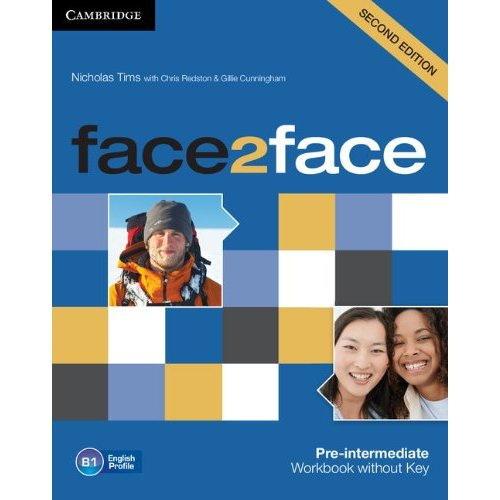 face2face (Second Edition) Pre-intermediate Workbook without Key