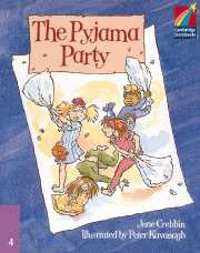Cambridge Storybooks Level 4 The Pyjama Party