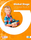 Global Stage 4 Literacy Book and Language Book with Navio App