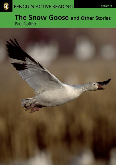 The Snow Goose and Other Stories (with Audio CD)