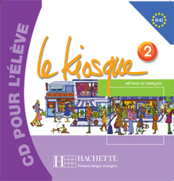 Le Kiosque 2 CD audio eleve (Лицензия)