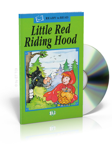 ELi Readers Green Series: (A1) Little Red Riding Hood with CD