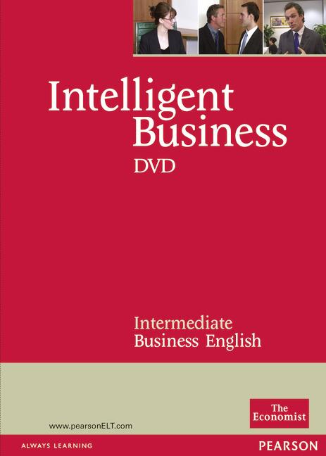 Intelligent Business DVDs & Videos Intermediate DVD