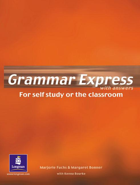 Grammar Express (British English Edition) Book with Answer Key
