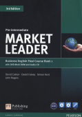 Market Leader 3rd Edition Pre-intermediate Flexi Coursebook with Practice File A with DVD-ROM and Audio CD