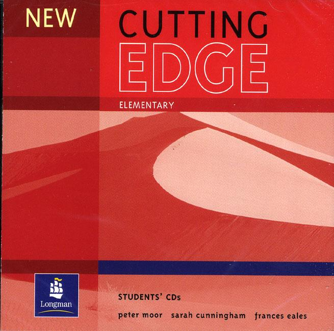 New Cutting Edge Elementary Student Audio CDs (Лицензия)