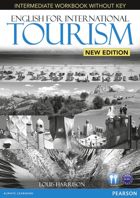 English for International Tourism New Edition Intermediate Workbook (without Key) and Audio CD