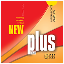 New Plus Intermediate Class CD