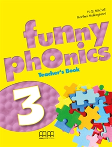 Funny Phonics 3 Teacher's Book