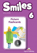 Smiles 6 Picture Flashcards