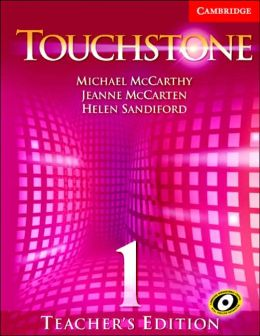 Touchstone Level 1 Teacher's Edition with Audio CD
