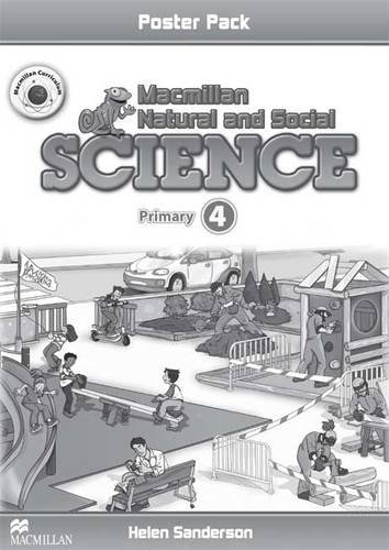 Macmillan Natural and Social Science 4 Poster Pack