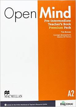 Open Mind  Pre-intermediate Teacher's Book Premium Pack