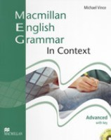 Macmillan English Grammar In Context Advanced Student's Book (+ Key) CD-ROM Pack