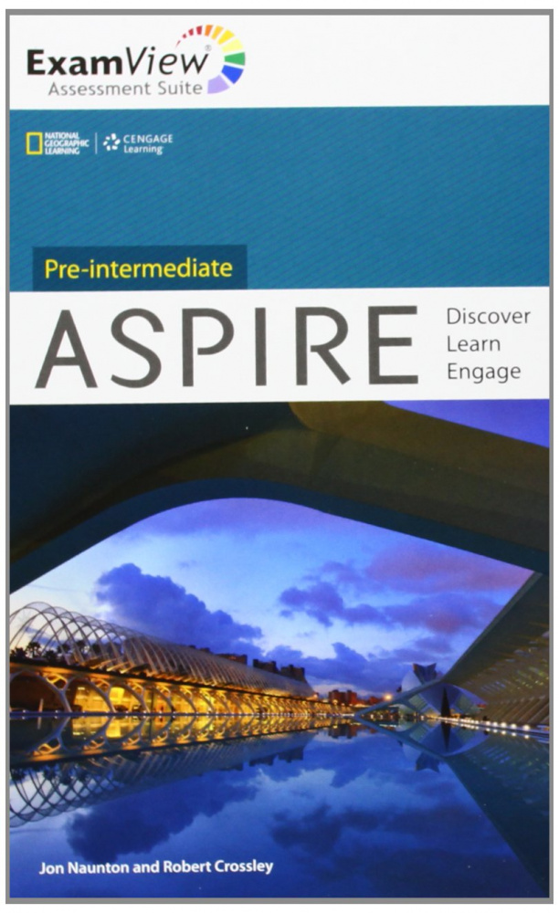Aspire Pre-Intermediate ExamView CD-ROM