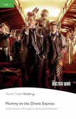 Pearson English Readers Level 3: Doctor Who: Mummy on the Orient Express Book & MP3 Pack