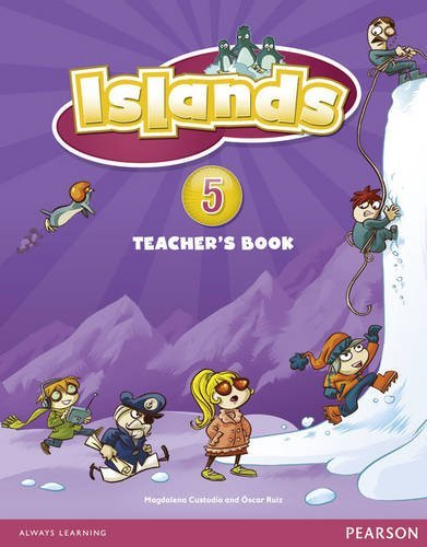 Islands Level 5 Teacher's Test Pack