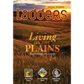 Ladders Social Studies: Living on the Plains (on-level)