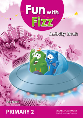Fun with Fizz 2 Aсtivity Book