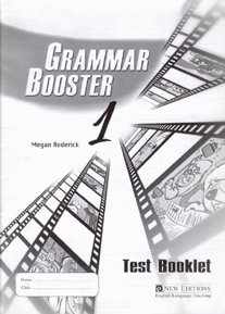 Grammar Booster 1 Tests