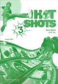 Hot Shots 3: Test Book With Key