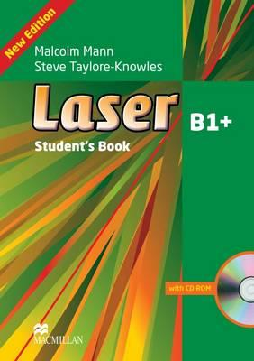 Laser Third Edition B1+ Student's Book and CD ROM Pack