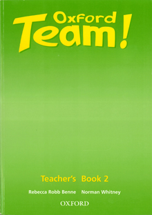 Oxford Team 2 Teacher's Book