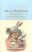 Macmillan Collector's Library: Gray Rosemary. Alice in Wonderland Everlasting Diary (HB)