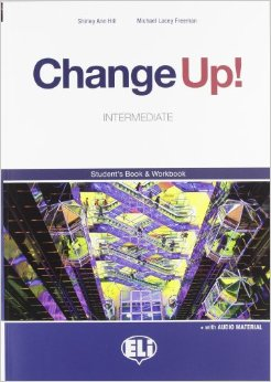 Change Up! Intermediate Student's Book and Workbook + CD