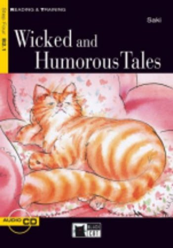 Reading & Training Step 4: Wicked and Humorous Tales + CD