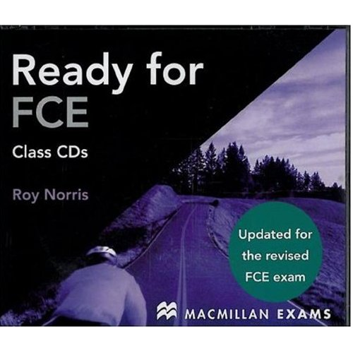 Ready for FCE Class Audio CDs
