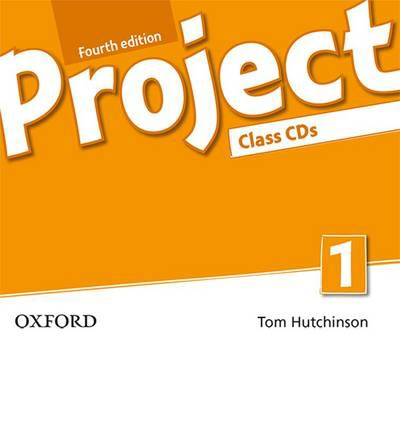 Project Fourth Edition 1 Class Audio CDs (3)