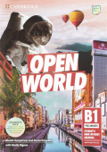 Open World Preliminary Student's Book Pack (SB wo Answers w Online Practice and WB wo Answers w Audio Download)
