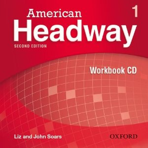 American Headway Second Edition 1 Workbook Audio CD