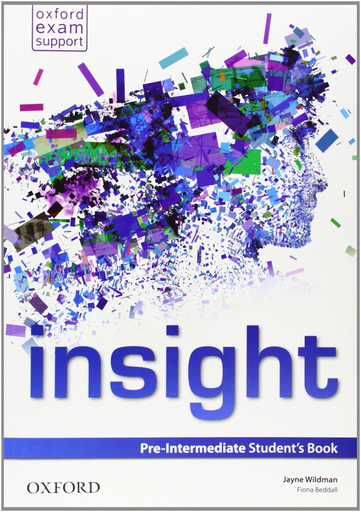 Insight Pre-Intermediate Student's Book (e-book)