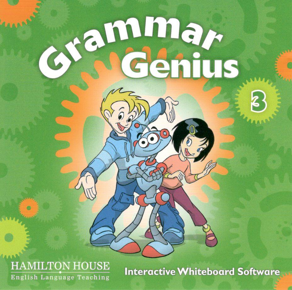 Grammar Genius C:  IWB software