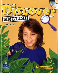 Discover English Global Starter Activity Book (with Multi-ROM)