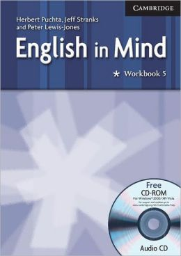 English in Mind 5 Workbook with Audio CD/CD ROM
