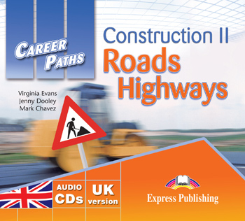 Career Paths: Construction II - Roads and Highways Audio CDs (set of 2)