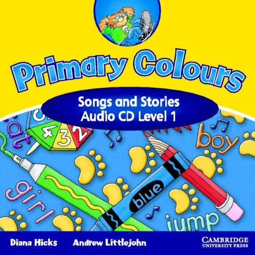 Primary Colours 1 Songs Audio CD (Лицензия)