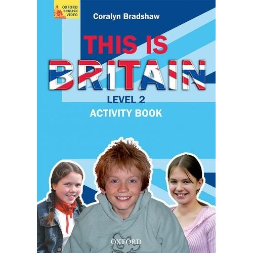 This is Britain, Level 2 Student's Book