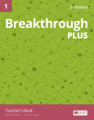Breakthrough Plus 2nd Edition 1 Premium Teacher's Book