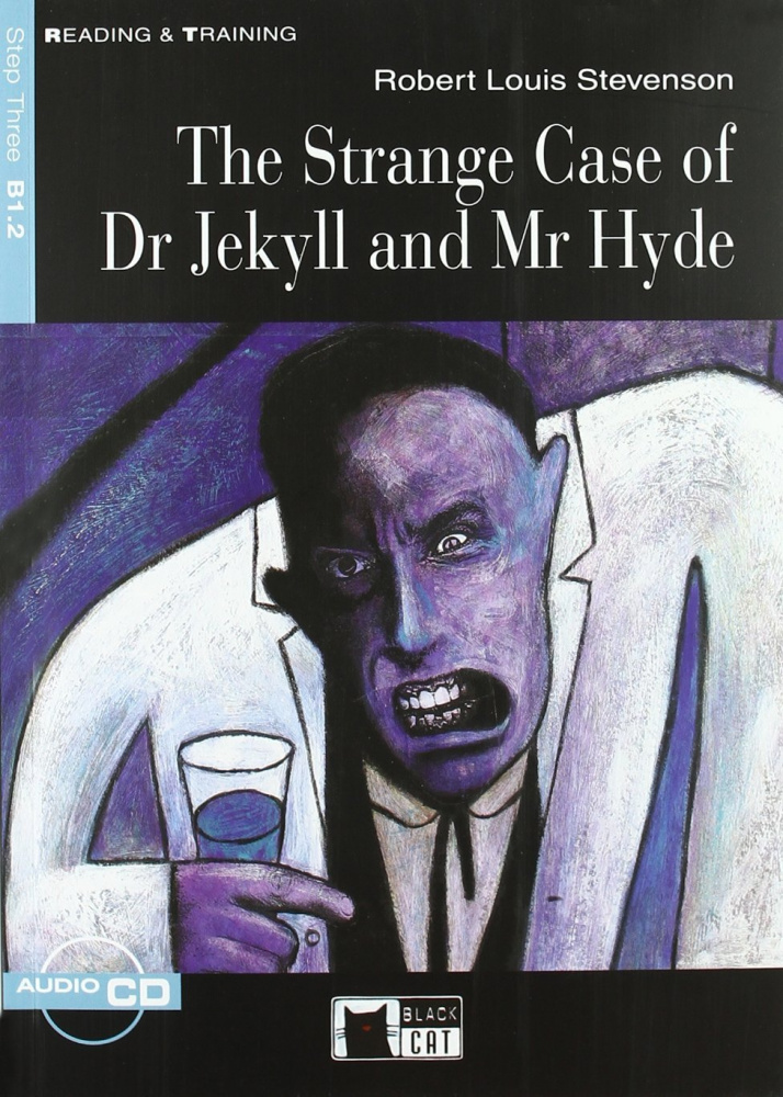 Reading & Training Step 3: The Strange Case of Dr Jekyll & Mr Hyde + CD