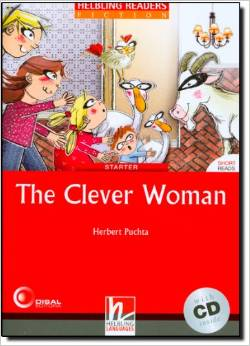 Red Series  Short Reads Level 1: The Clever Woman + CD